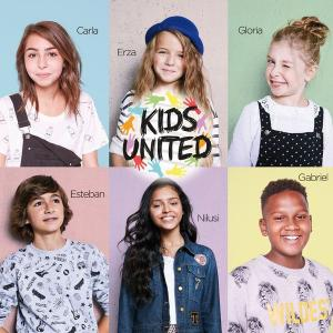 On écrit Sur Les Murs Kids United cover